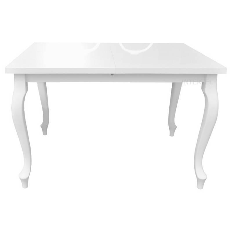 Stół biały wysoki połysk BRILLANT 2, rozmiary