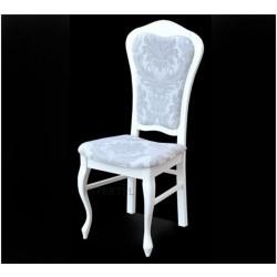 ARDON A-37 Piękne krzesło tapicerowane w stylu ludwikowskim, kolory