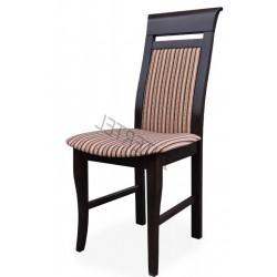 Piękne, i eleganckie krzesło drewniane ADRIA
