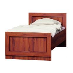 TADEO T21 Eleganckie łóżko pojedyńcze 90x200 cm, kolory