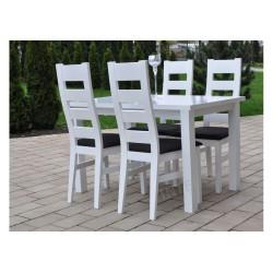 Białe krzesło ARDON A-74