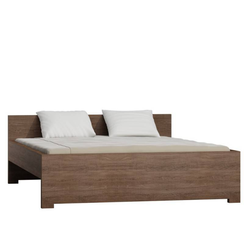 Duże łóżko 160x200 cm WERONA 10