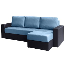 TUNIS Młodzieżowa sofa rozkładana KANAPA