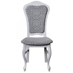 Eleganckie krzesło białe DAMA