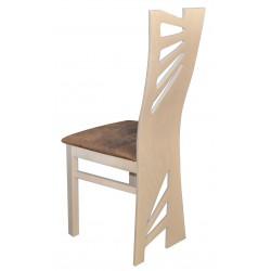 Bukowe krzesło BAGI