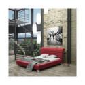BRUXELA Łóżko tapicerowane do sypialni