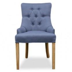 ROYAL 7-D2 Krzesło pikowane guziakmi