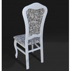 Zestaw: 4 krzesła DAMA + stół BRILLANT 2