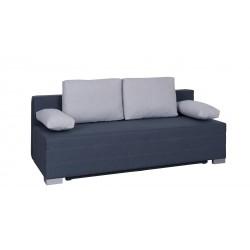 FRED Sofa z funkcją spania, (beż / grafit)