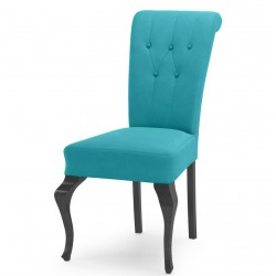MERSO 56 Eleganckie krzesło tapicerowane z guzikami
