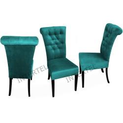 ROYAL 1 Ekskluzywne krzesło tapicerowane