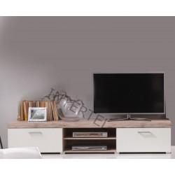 SALSA 8 Duża szafka pod telewizor 200 cm, 5 kolorów!