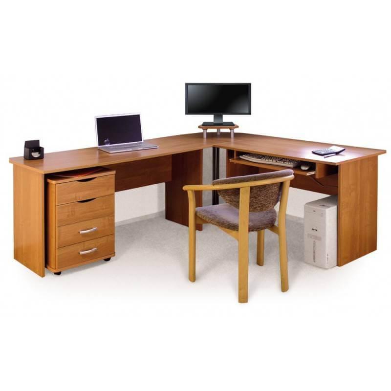 biurko dwuosobowe